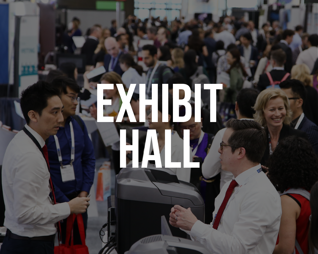 ISSCR 2020 Exhibit Hall