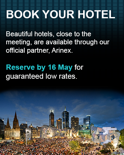 Book Your Melbourne Hotel by 16 May for the Best Rates