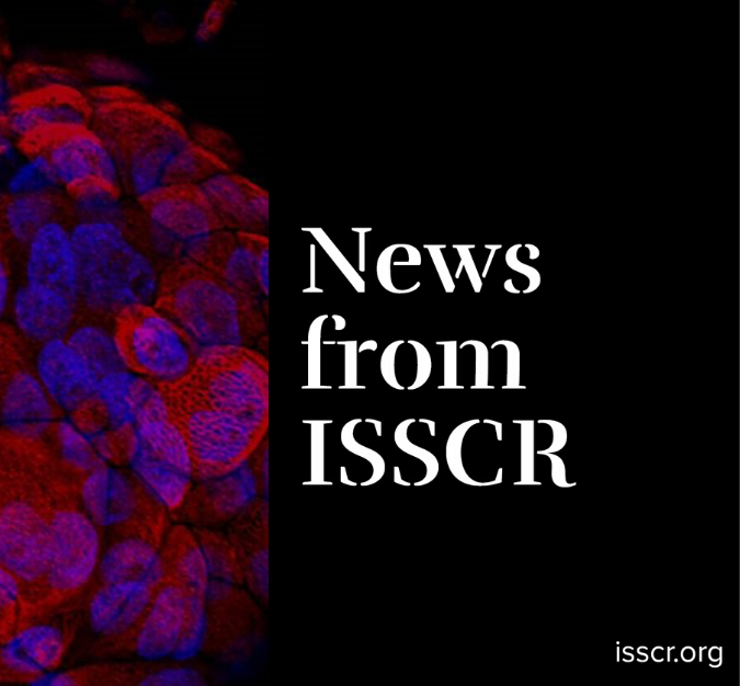 News from ISSCR website tile